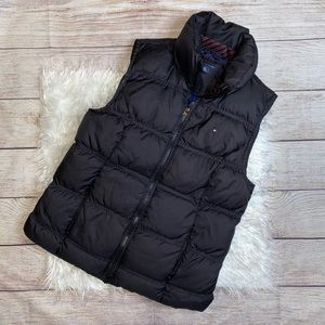NWOT Tommy Hilfiger Down/Feather Puffy Vest